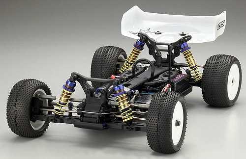 Kyosho Lazer ZX5 FS2