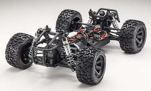Kyosho Mad Bug VE Chassis