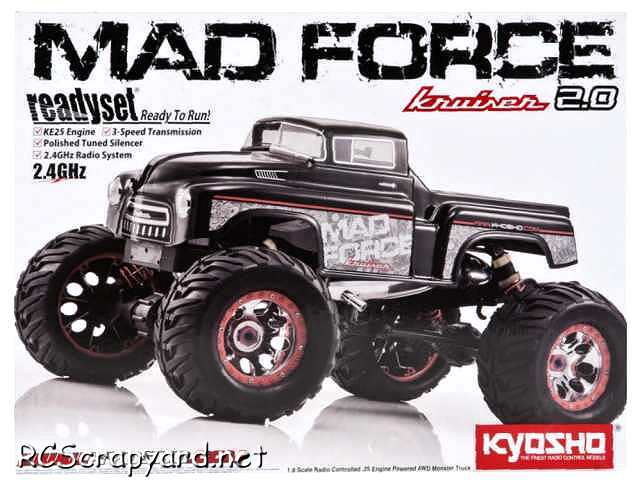 Kyosho Mad Force Kruiser 2.0 GP