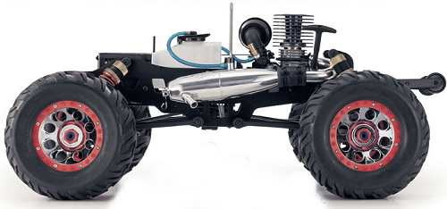 Kyosho Mad Force Kruiser 2.0 Chassis