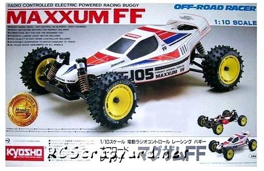 Kyosho Maxxum-FF