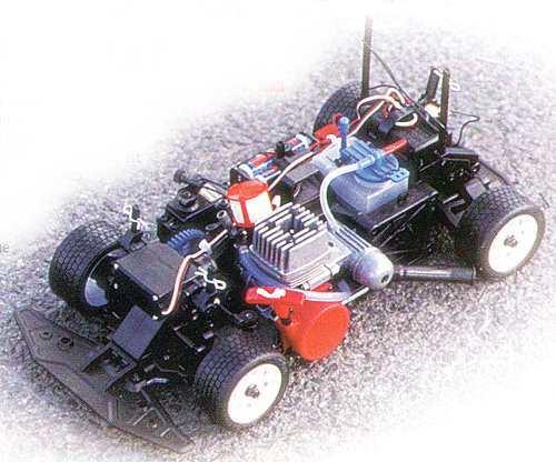 Kyosho PureTen GP Mini Mantis Chassis