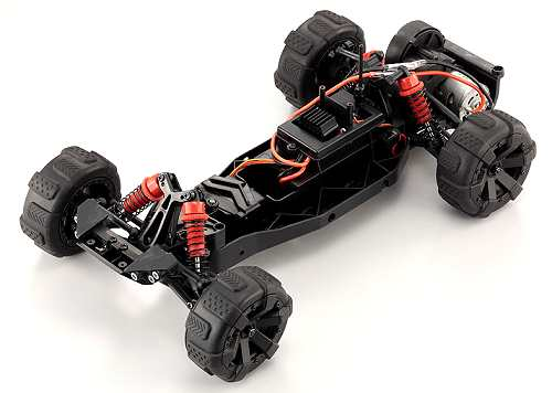 Kyosho NeXXt Chassis