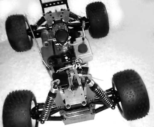 Kyosho Outlaw Rampage Chassis