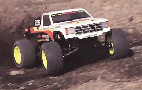 Kyosho Outlaw Rampage