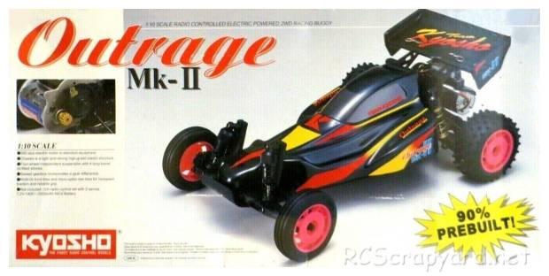 Kyosho Outrage Mk-II