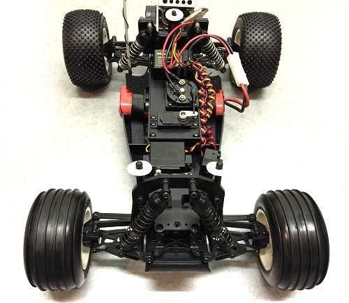 Kyosho Outrage ST-II Chassis