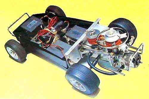 Kyosho Peanut 09 Chassis