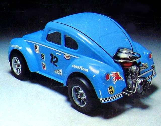 Kyosho Peanut 09 Wagen