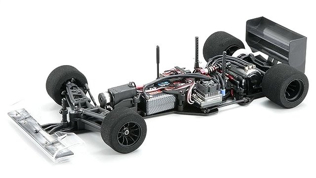 Kyosho Plazme Formel - 1:10 Electric RC F1 Car
