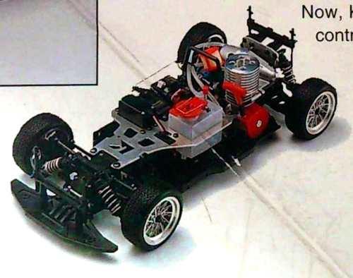 Kyosho PureTen GP Spider Chassis