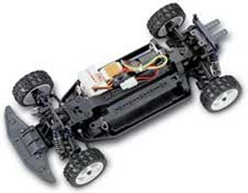 Kyosho PureTen EP Alpha 2 Chassis