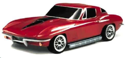 Kyosho PureTen EP Mantis - 67-Corvette Stingray