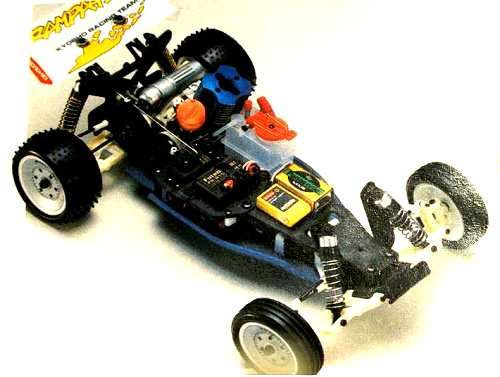 Kyosho Rampage Pro - 31325 Chassis