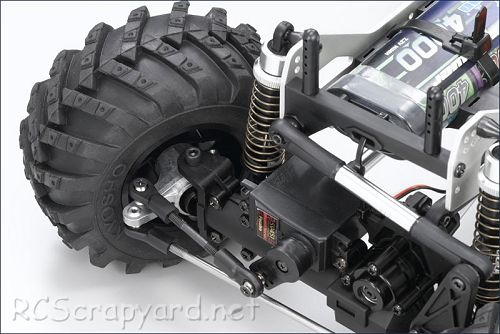 Kyosho Rock Force Chassis