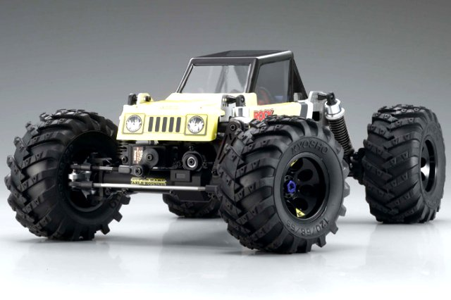 Kyosho Rock Force