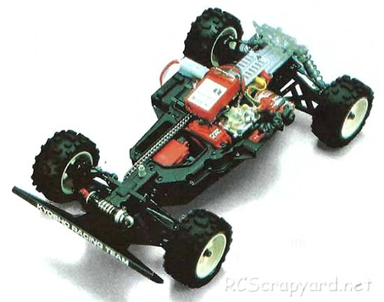 Kyosho Rocky - 3101 Chassis