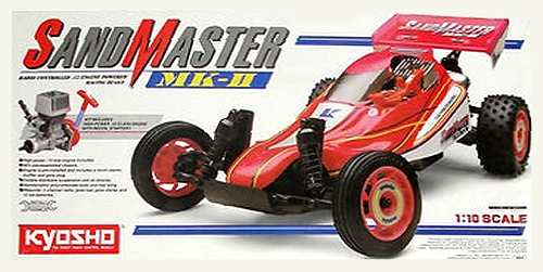 Kyosho Sandmaster Mk II
