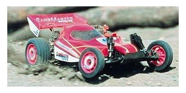 Kyosho Sandmaster Mk2 - 1:10 Nitro RC Buggy