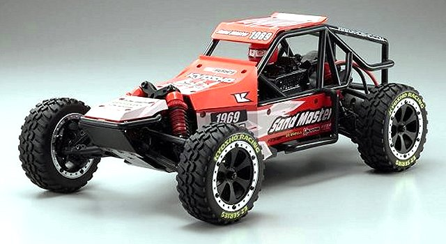 Kyosho Sandmaster - 1:10 Electric RC Buggy