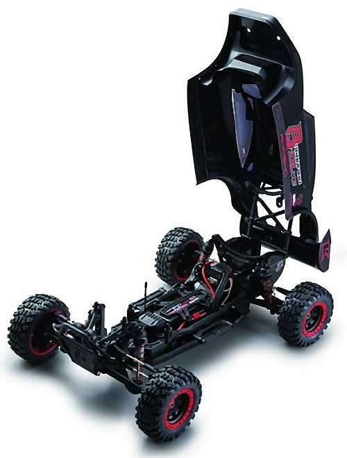 Kyosho Scorpion B-XXL VE Chassis