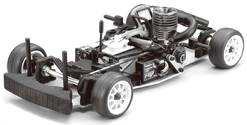 Kyosho Spada 09L Chassis