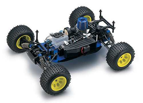 Kyosho Stadium Force TR15 Chassis