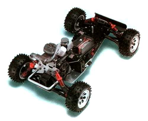 Kyosho Stinger MkII Chassis