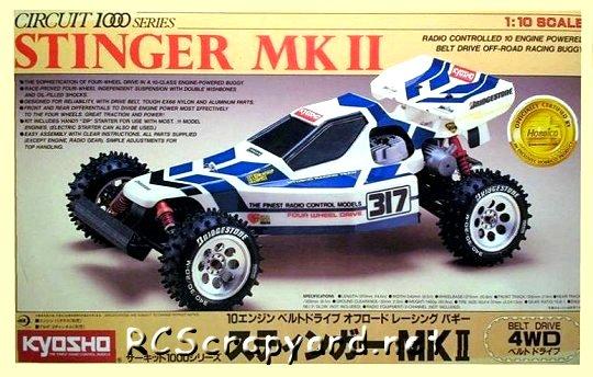 Kyosho Stinger Mk II