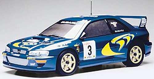 Kyosho Super-Sport Ten GP - Subaru Impreza