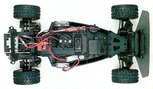 Kyosho Super-Sport Ten EP