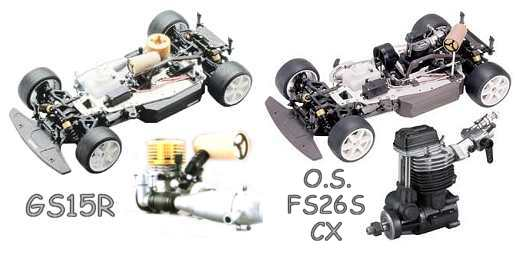 Kyosho SuperTen FW-04 Chassis