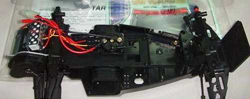 Kyosho Tracker 2 Chassis