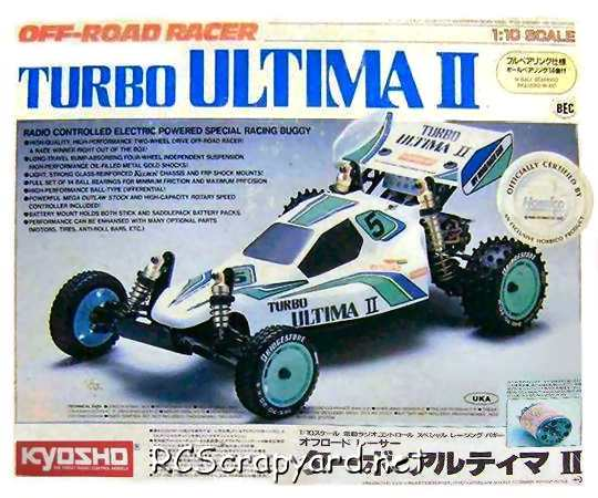 Kyosho Turbo Ultima II