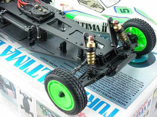Kyosho Turbo Ultima II Chassis