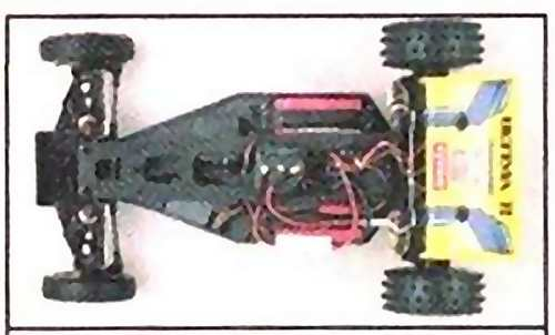 Kyosho Ultima II Chassis