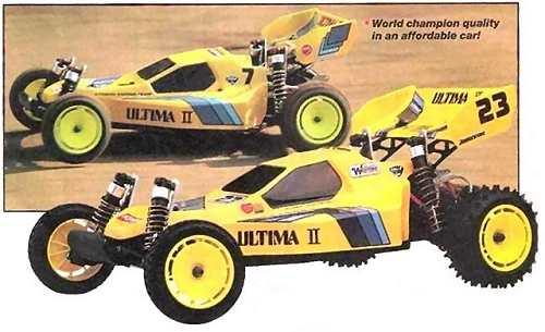 Kyosho Ultima II