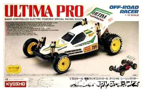 Kyosho Ultima Pro V1