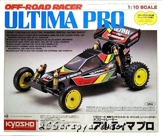Kyosho Ultima Pro