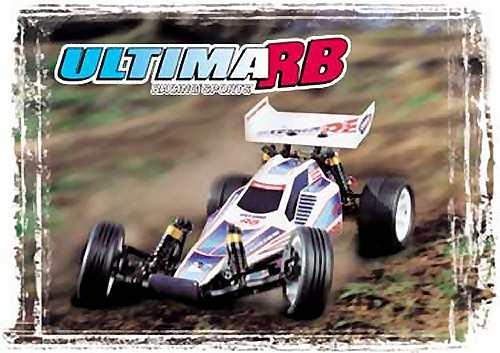Kyosho Ultima RB Racing Sports EP