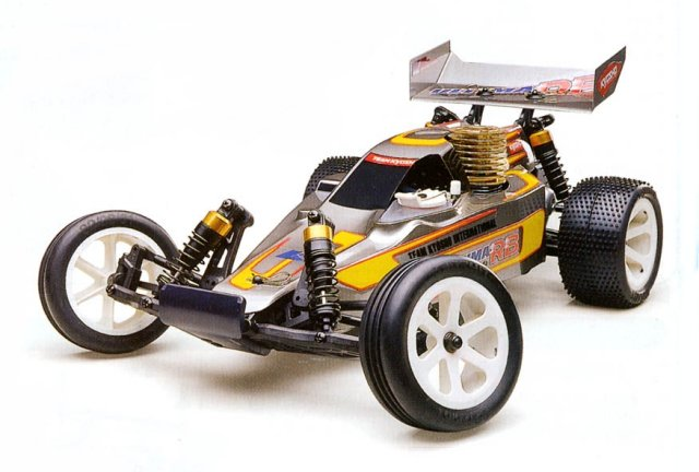 Kyosho Ultima-RB