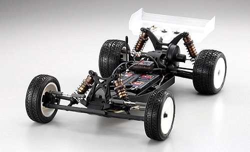 Kyosho Ultima RB-6 Chassis
