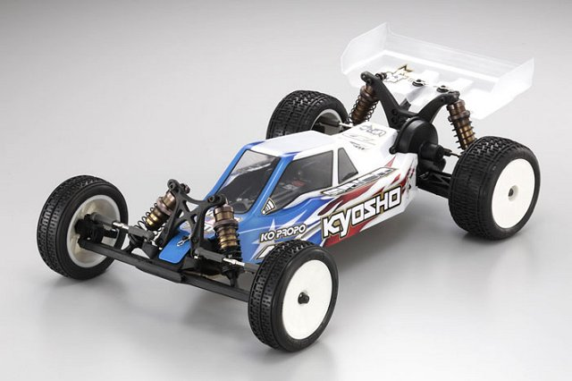 Kyosho Ultima RB6 - 1:10 Electric RC Buggy