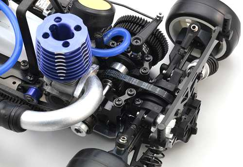 Kyosho PureTen V-One R4s Chassis
