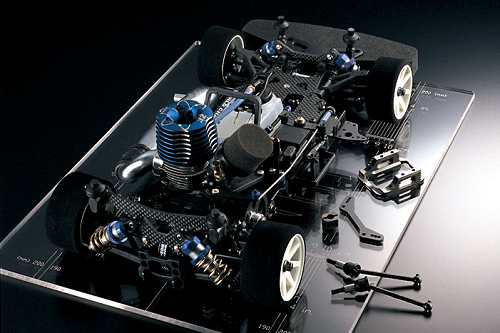 Kyosho V-One RRR Evo WC Team Edition