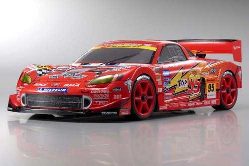 Kyosho PureTen V-One S III Evo - Lightning McQueen