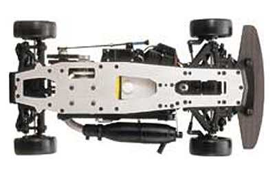 Kyosho V-One R Chassis