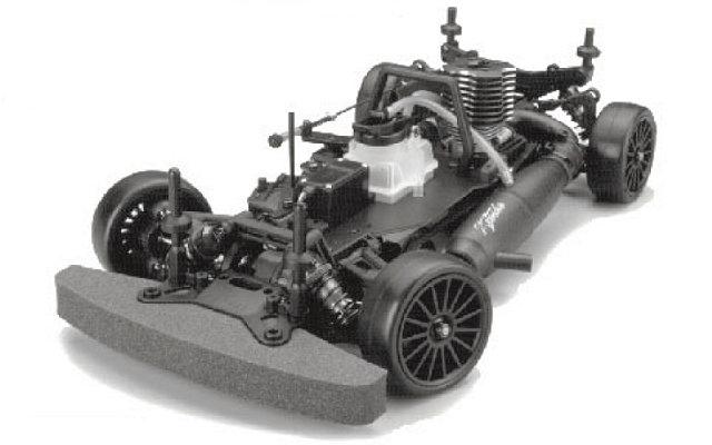 Kyosho V-One R - 1:10 Nitro RC Touring Car