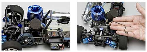 Kyosho V-One RRR Evo WC Team Edition Chassis