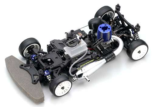 Kyosho V-One S III Kyosho Cup Edition 2